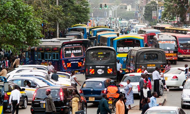 'There is no escape': Nairobi's air pollution sparks Africa health warning