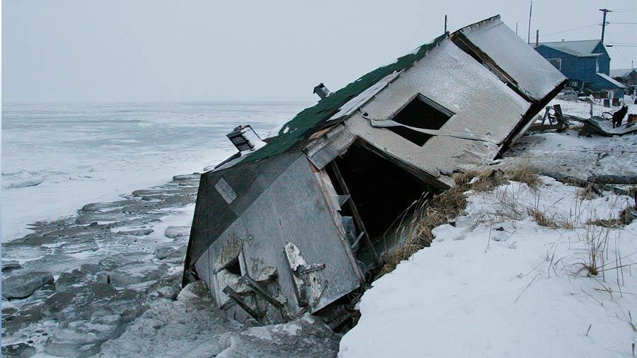 Les impacts du changement climatique sur Alaska