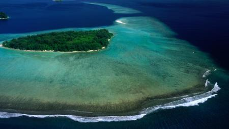 Swallowed by the sea: five islands disappear and another six are on track