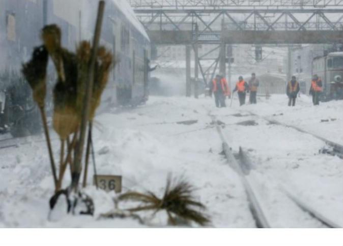 مقتل ثمانية في موجة صقيع تجتاح البلقان