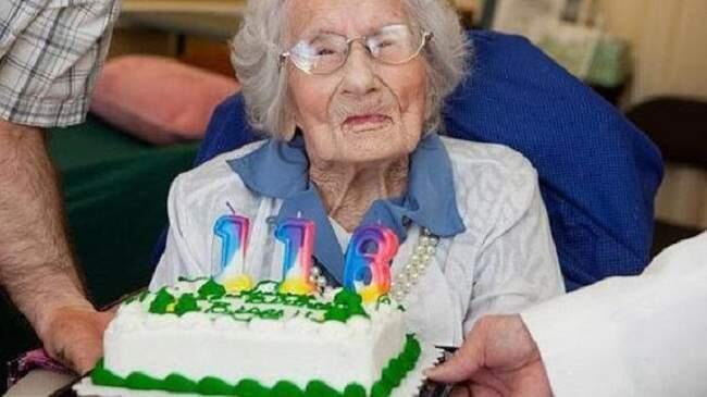 وفق الإحصاءات، يعيش شخص واحد من كل بليونين إلى سن 116 عاماً