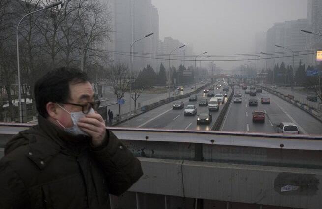 جودة الهواء في الصين تزداد سوءً خلال أول شهرين من 2017