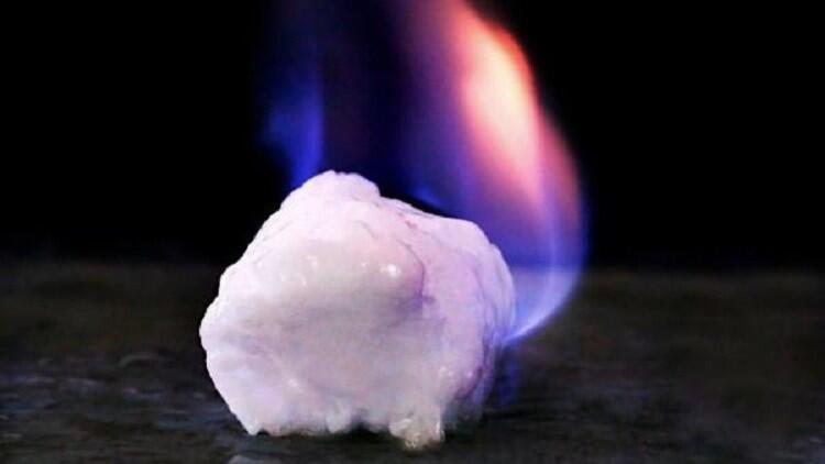 """الصين تنجح في استخراج """"الوقود الجليدي"""""""