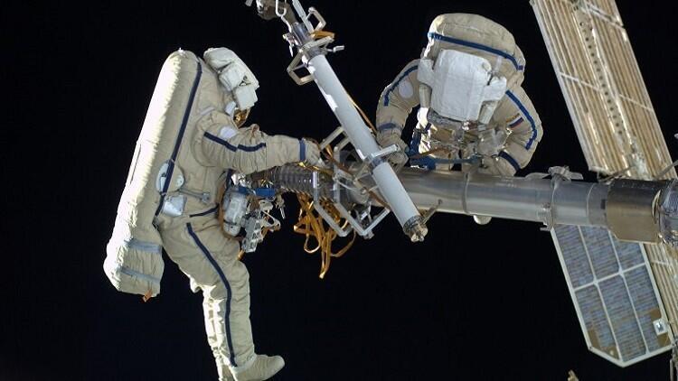 عطل يجبر طاقم المحطة الفضائية الدولية على الخروج إلى الفضاء المفتوح