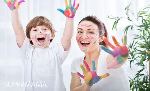 6 أنشطة لإشغال الأطفال كثيري الحركة