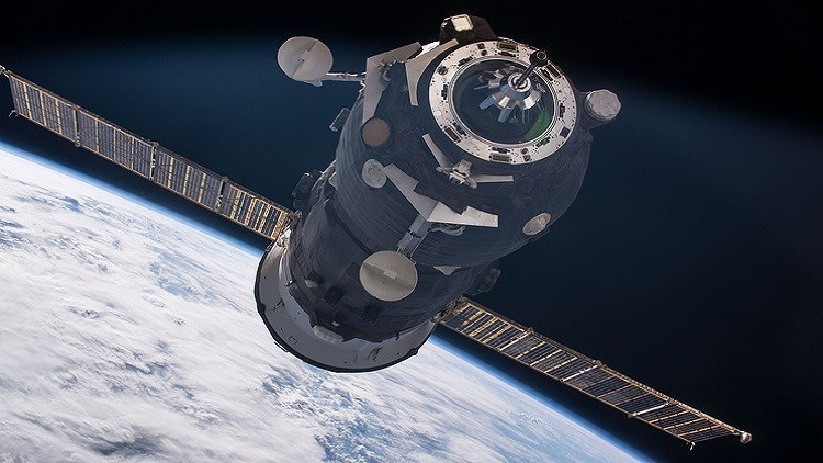 """شاحنة """"بروغريس أم أس-06"""" الروسية تلتحم بالمحطة الفضائية الدولية"""