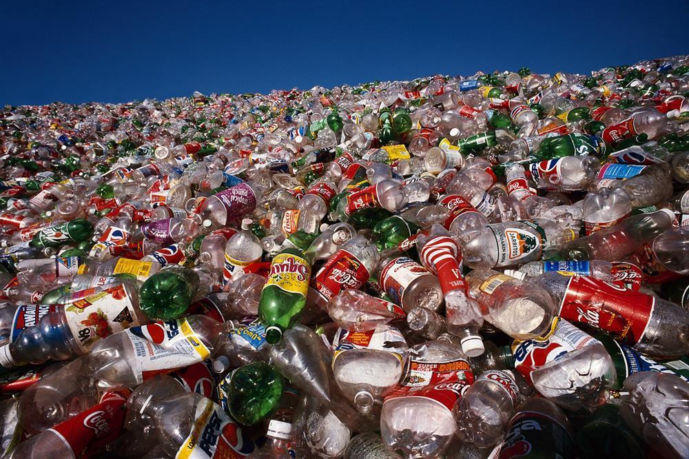 وداعاً للنفايات البلاستيكة
