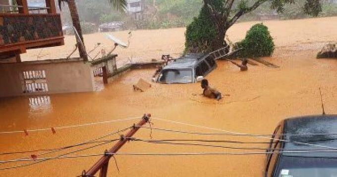 ثمانية قتلى في انهيار أرضي في غينيا