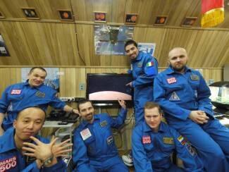 La salud en los viajes a Marte