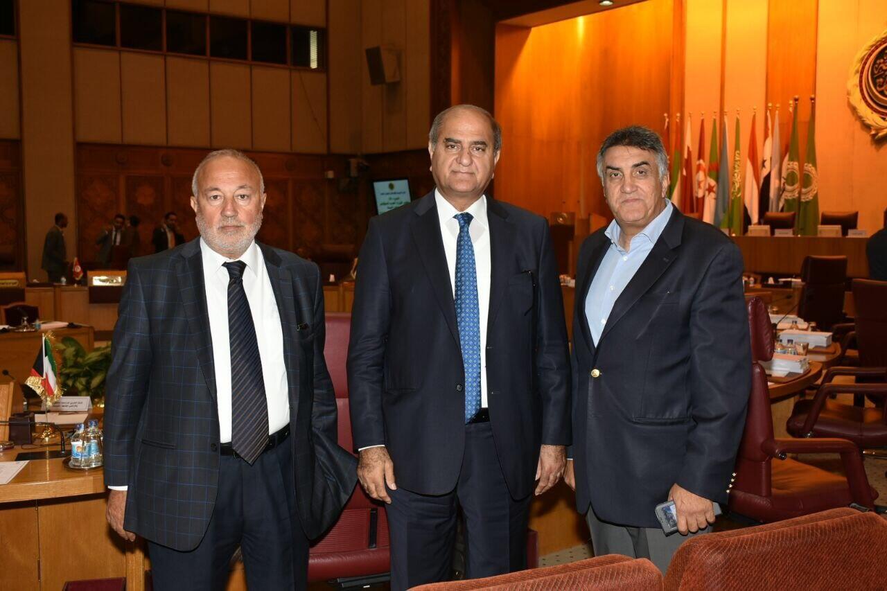الخطيب في مجلس وزراء البيئة العرب يطالب اسرائيل بمليار دولار تعويضا عن الكارثة النفطية: أزمة النازحين زادت إنتاج النفايات