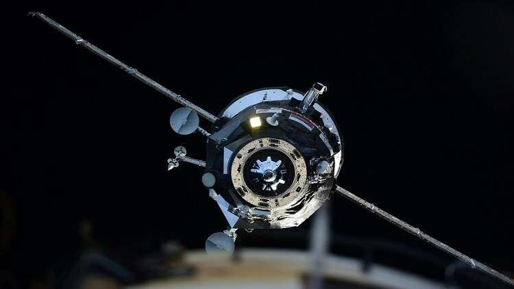 """التحام مركبة الفضاء """"بروغريس أم أس-07"""" بالمحطة الفضائية الدولية"""