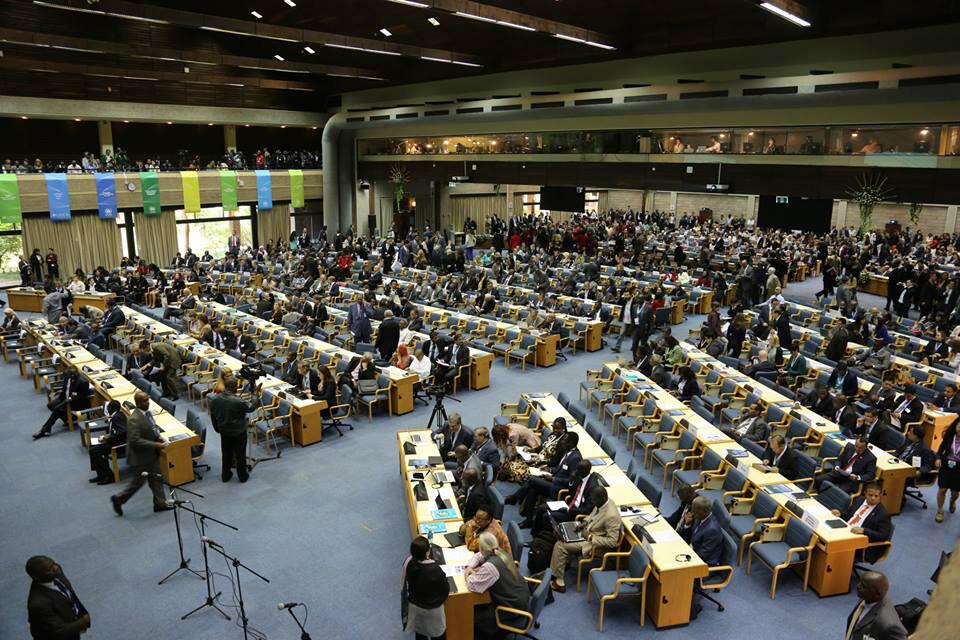 لبنان يشارك في اجتماع جمعية برنامج الامم المتحدة للبيئة وممثل الخطيب عرض كيفية تخفيف الاثار البيئية الناتجة عن النزوح السوري