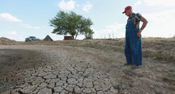 الجفاف يهدد كاليفورنيا !