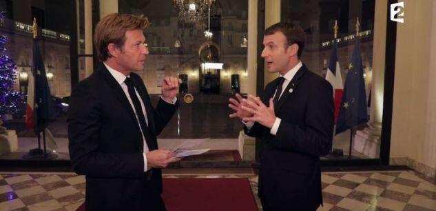 Syrie, chômage, climat… les 5 promesses d'Emmanuel Macron sur France 2