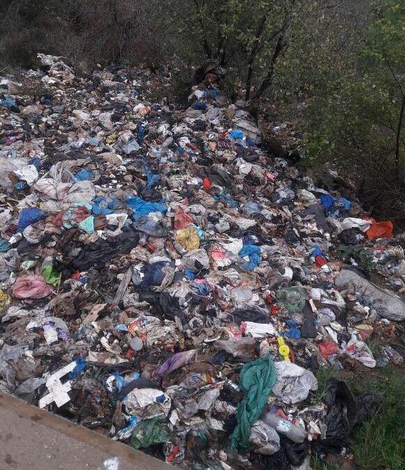 اهالي قشلق عكار: لمعاينة الكارثة البيئية وتقييم اضرارها