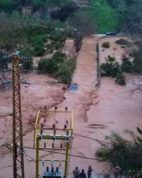 نهر أبو علي يثور على الإهمال… ويفضح المستور!