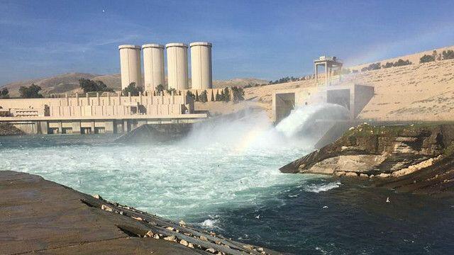 شحّ في مياه سد الموصل .. والأولوية لإعلان حالة طوارىء