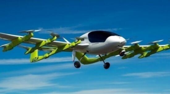 سيارات أجرة ذاتية الطيران قيد الاختبار