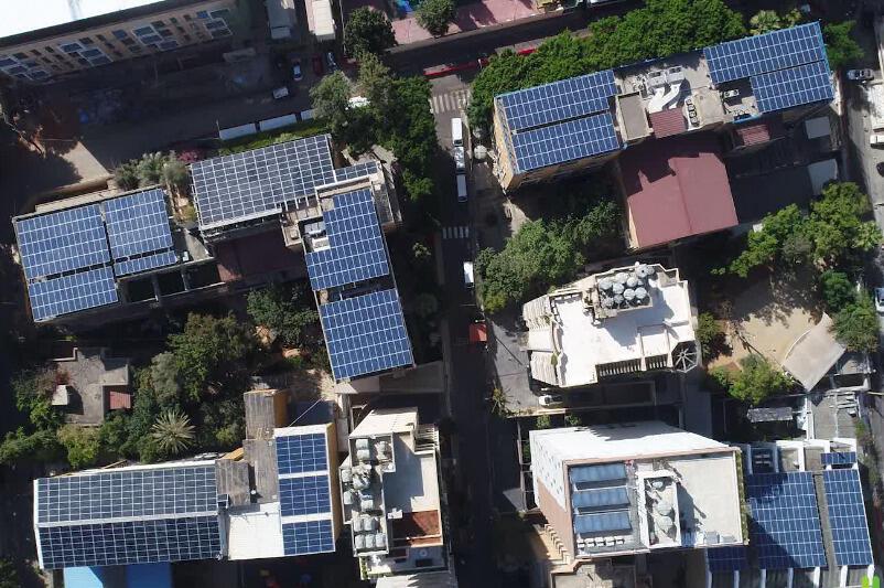 مدرسة الجالية الأميركية في بيروت دشّنت  أكبر منظومة للطاقة الشمسيّة في مدارس لبنان