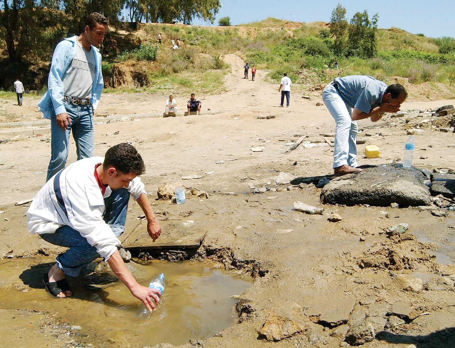 مخزون المياه العالمي يضمحل .. والحل في الطبيعة !