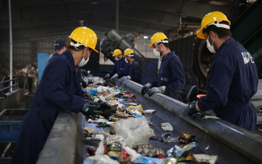 معمل فرز النفايات في طرابلس ينفي أن يكون مصدر الروائح:  الشائعات هدفُها تحقيق مصالح المستفيدين من الوضع السابق