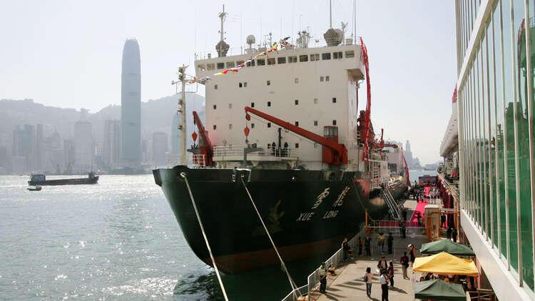 لأول مرة.. مسبار صيني يغوص لعمق قياسي في المحيط الهادئ