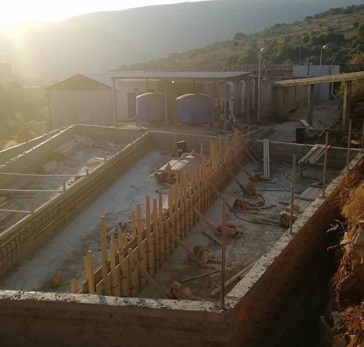 بلدية حاصبيا وسعت محطة التكرير لمنع تسرب المياه المبتذلة الى مجرى الحاصباني