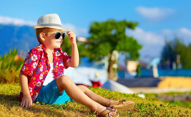 5 نصائح لحماية طفلك من أمراض الصيف