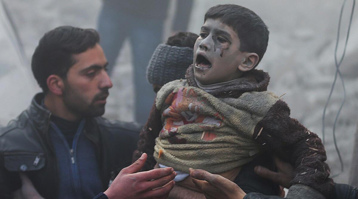 معاً لإعادة إعمار البشر قبل الحجر… الإنسان السوري لا يموت