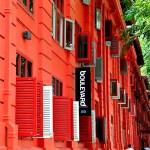 シンガポールの特殊な建築