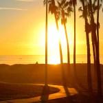 ロサンゼルス穴場の飛行機が見えるローカルビーチ【ベニスビーチとドックワイラービーチ】