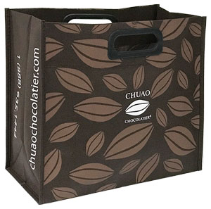 Custom reusable catalog promo bag
