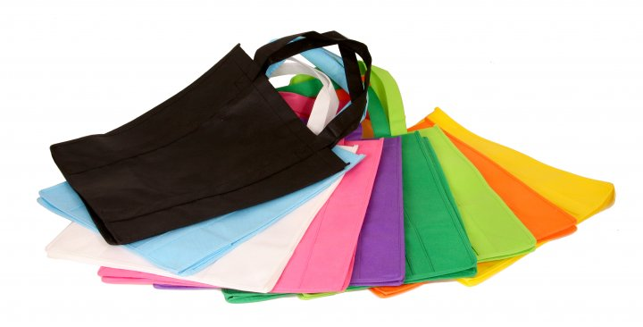 Reusable Bags Color Range