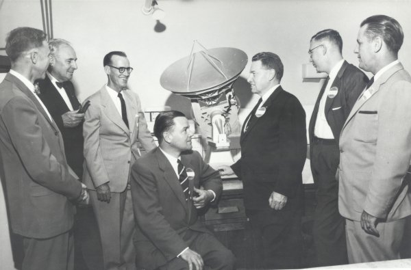 1957 Dedication photo