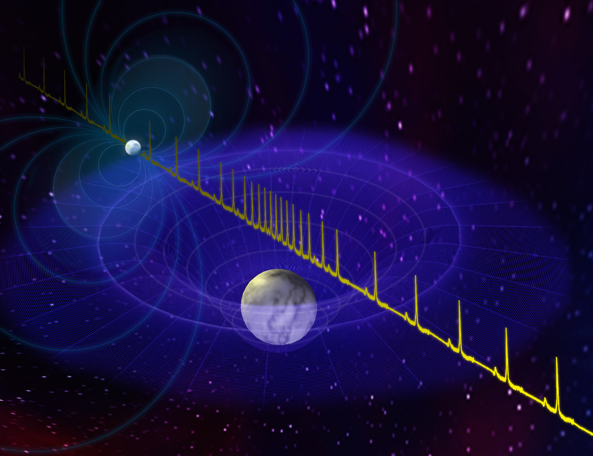 Most Massive Neutron Star Ever Detected, Almost too Massive to Exist - Green Bank Observatory