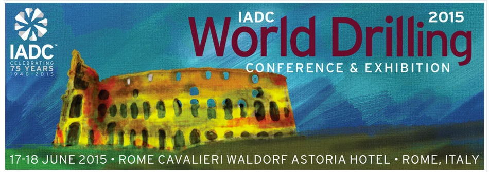 2015 IADC World Drilling Conference & Exhibition 18 & 19 June