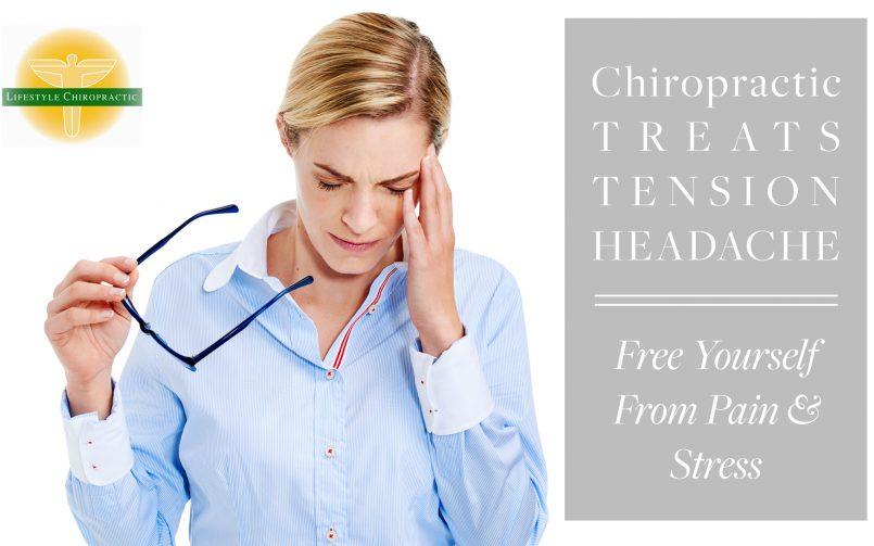 Chiropractic Treats Tension Headache