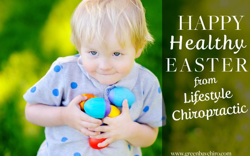 healthy easter green bay chiropractor dr chad m hoffman