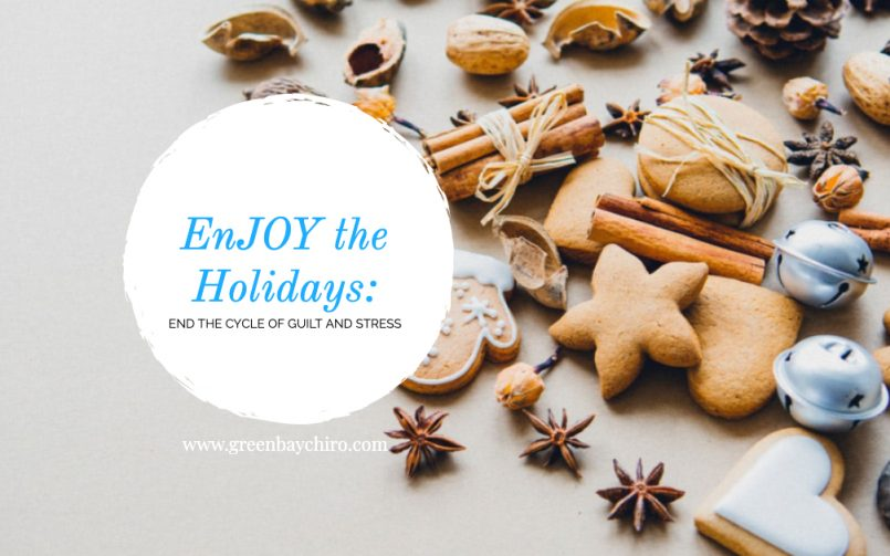 weight loss weight gain holiday guilt and stress
