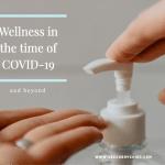 covid 19 health wellness