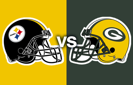 versus-pittsburgh-steelers-vs-green-bay-packers