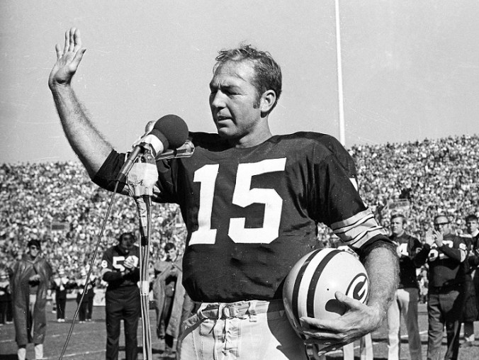 MJS Bart Starr day 10/18/70