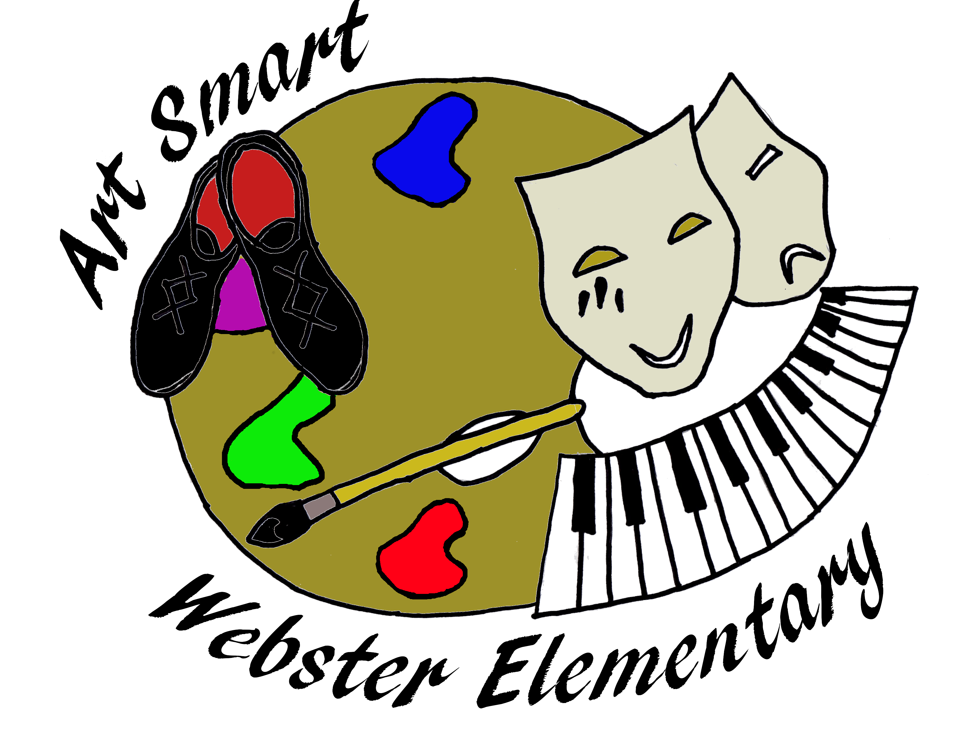 Webster Elementary To Become Art Smart As An Integrated School Of The Arts Open House April 4