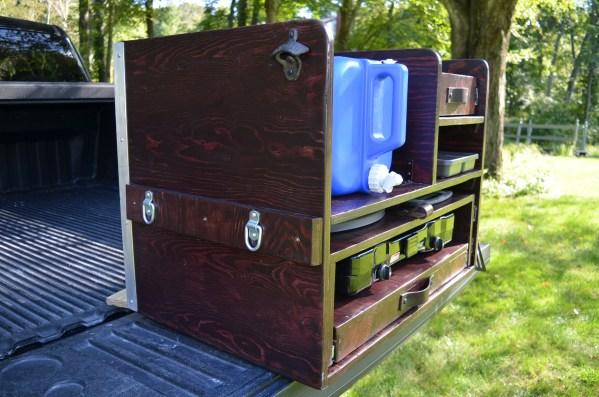 Greenbelt Outdoors Overland Premium Kitchen