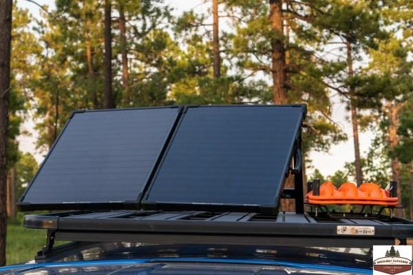 Goal Zero Boulder 100 Solar Panel solar Power