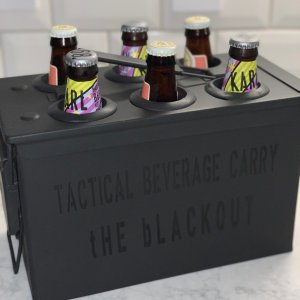 Ammo Can Cooler Blackout