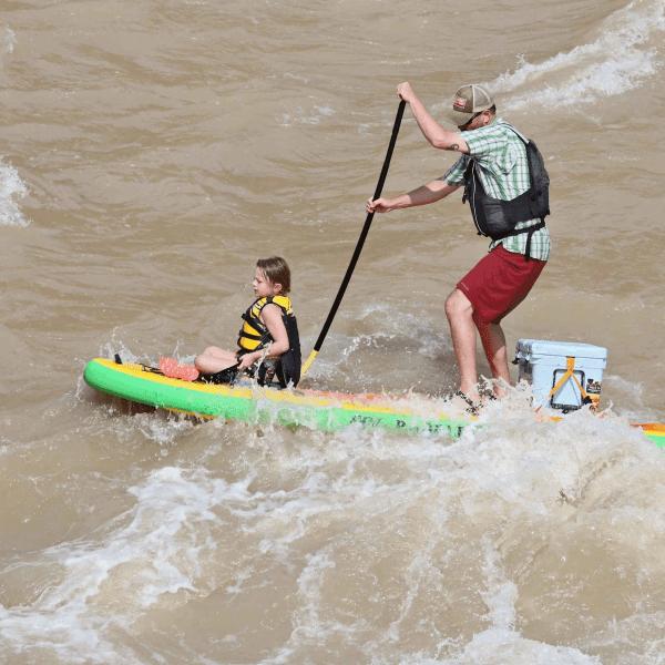 SOLSumo SUP / Paddleboard Greenbelt Outdoors Austin