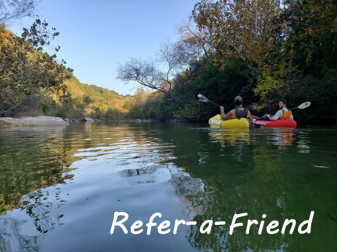Greenbelt refer a friend