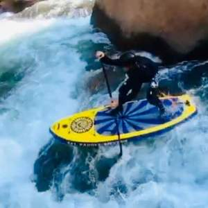 Sol Ocho Paddle board Greenbelt