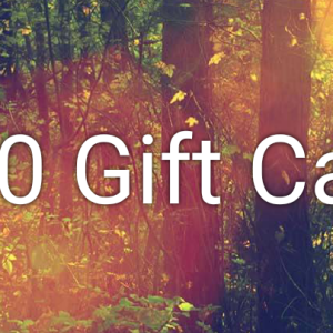 Greenbelt Outdoors Gift Card 50